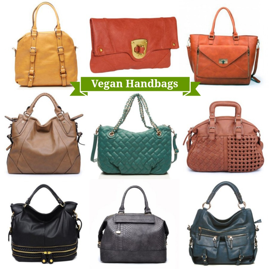 Urban Expressions: Being fun, trendy and eco-friendly with vegan handbags