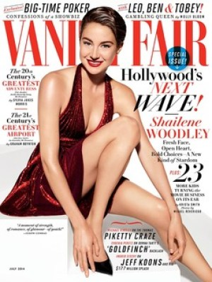 Vanity Fair Interactive Magazine for Kindle Fire
