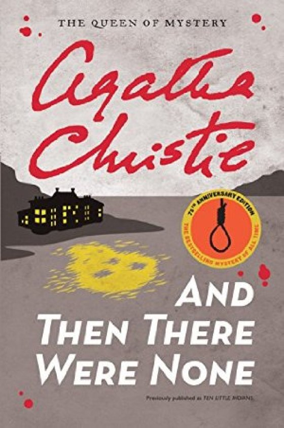 And Then There Were None - Must-Read: 100 Mysteries and Thrillers to Read in a Lifetime