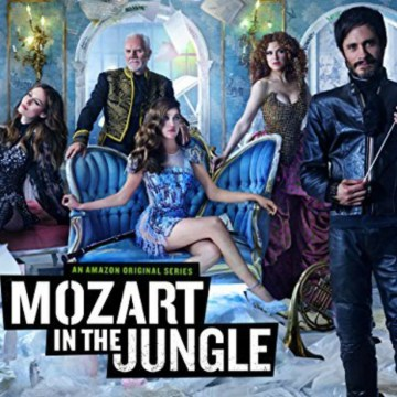 """How to watch """"Mozart in the Jungle"""" season 1 and 2 for free this weekend"""