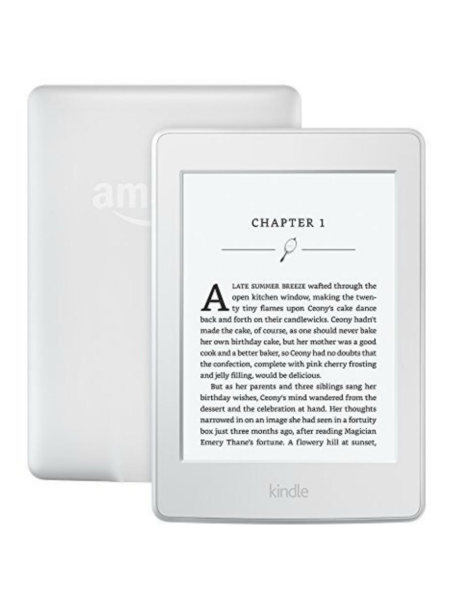 Amazon Kindle Paperwhite E-reader - White