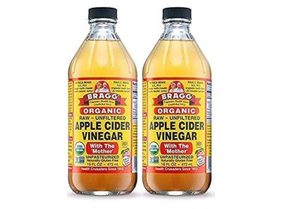 Bragg USDA Organic Raw Apple Cider Vinegar - Pack of 2
