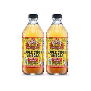 Bragg USDA Organic Raw Apple Cider Vinegar - Pack of 2