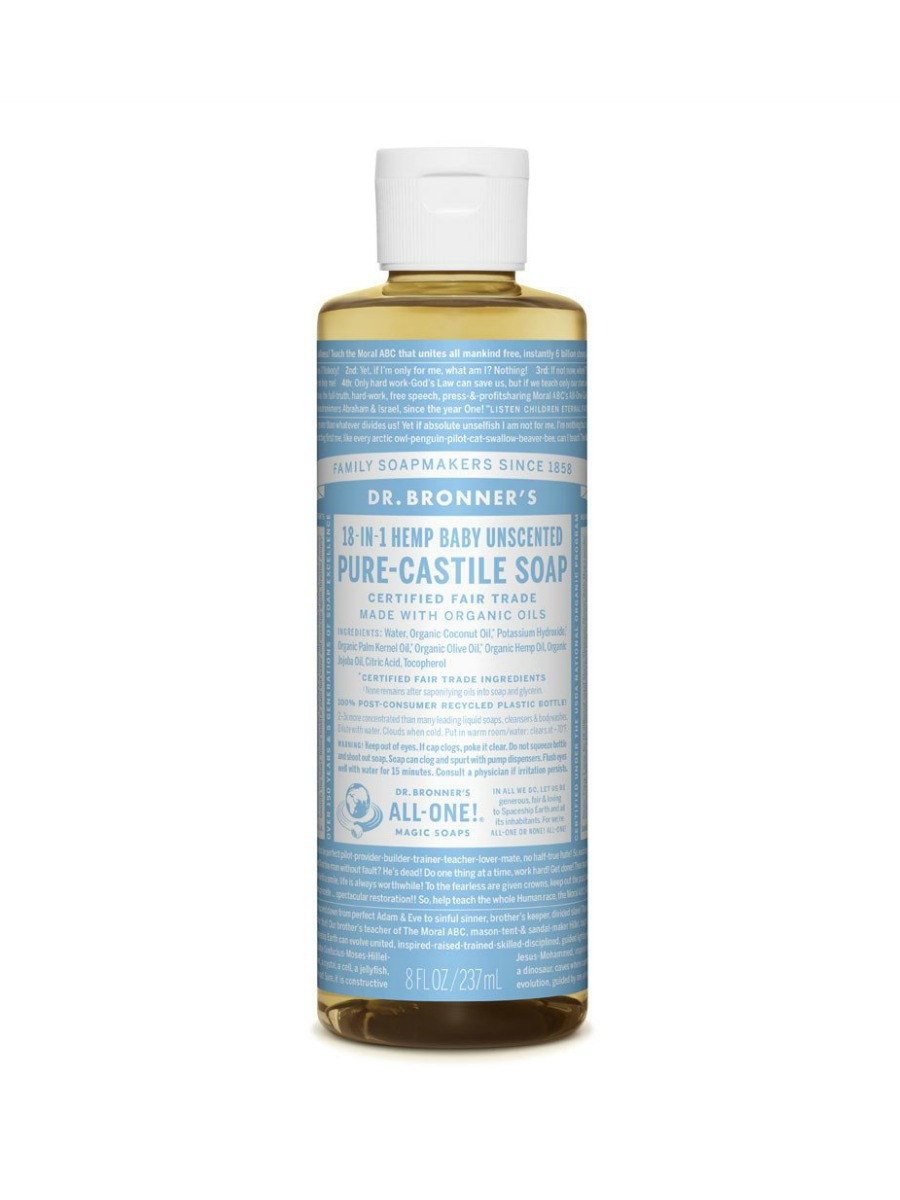 Dr. Bronner's Magic Soaps Pure-Castile Soap
