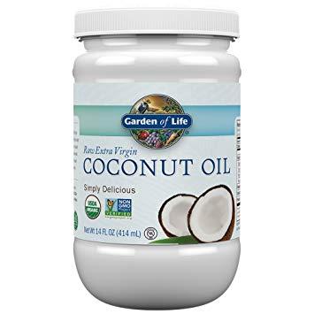 Garden of Life Organic Extra Virgin Coconut Oil - 14 oz