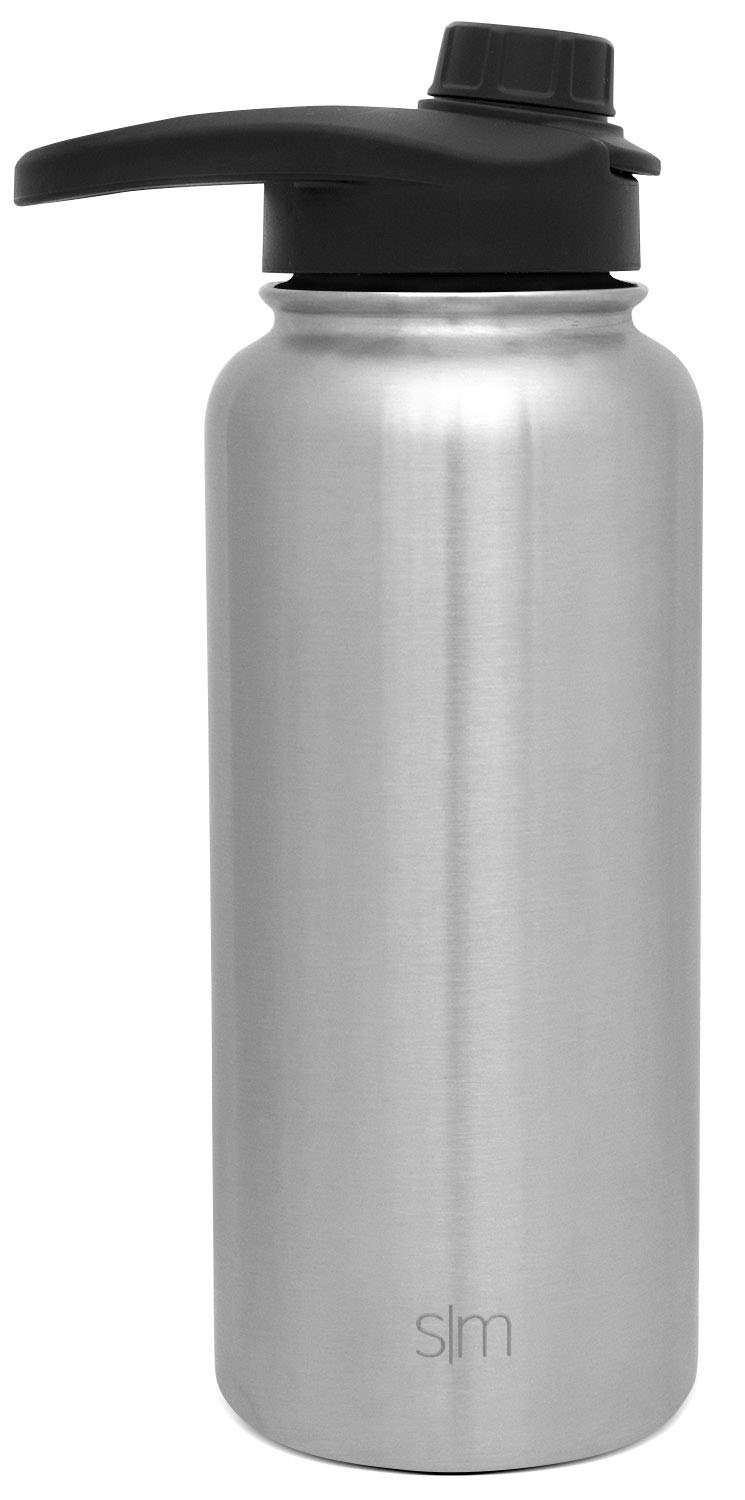 Simple Modern Stainless Steel Summit Water Bottle with Chug Lid