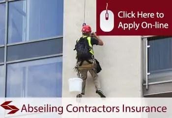 abseiling contractors public liability insurance