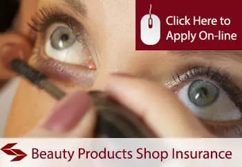 beauty products shop insurance in Ireland