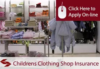 childrens clothing shop insurance in Ireland