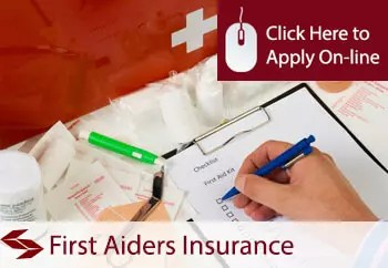 first aiders public liability insurance