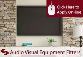 audio visual equipment fitters public liability insurance
