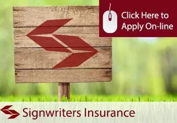 signwriters public liability insurance