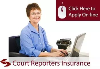 court reporters liability insurance