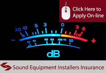 sound equipment installers public liability insurance