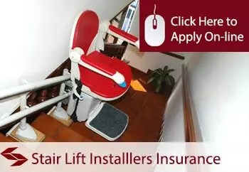 stair lift installers public liability insurance