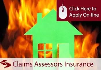 claims assessors public liability insurance