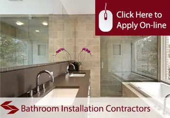 bathroom installation contractors public liability insurance
