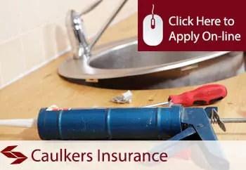 caulkers public liability insurance