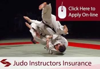 judo instructors public liability insurance