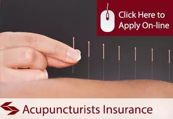 acupuncturists public liability insurance