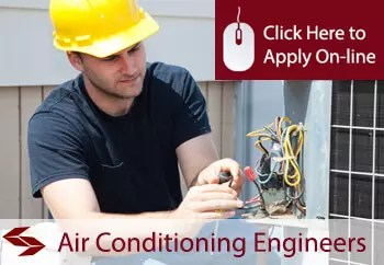 industrial air conditioning installers public liability insurance