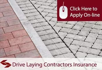drive laying contractors public liability insurance