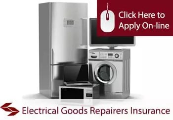 electrical goods repairers public liability insurance