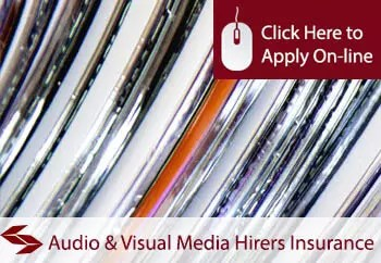 audio and visual media hirers public liability insurance