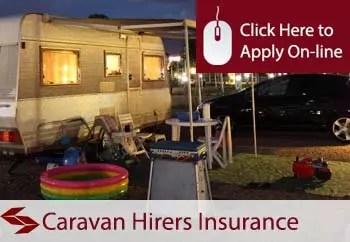 caravan hirers public liability insurance