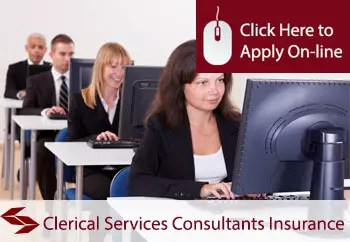clerical services consultants liability insurance