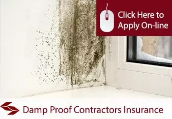 damp proofing and control services liability insurance