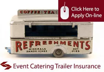 event catering trailers liability insurance
