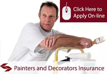 commercial painters and decorators public liability insurance