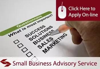 small business advisory services public liability insurance
