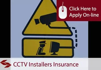 closed circuit television and CCTV installers public liability insurance