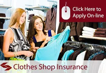 clothes shop insurance in Ireland