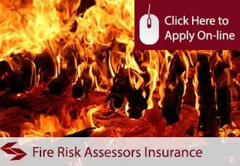 fire risk assessors professional indemnity insurance