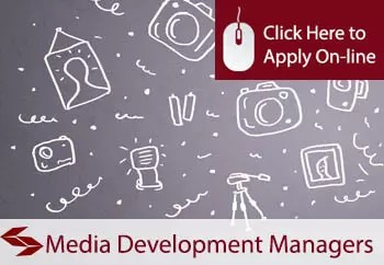 media development managers professional indemnity insurance