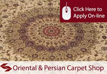 oriental and persian carpet shop insurance in Ireland