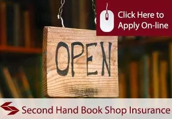 second hand book shop insurance in Ireland
