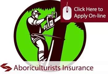 arboriculturists public liability insurance