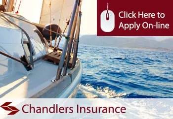 chandlers shop insurance in Ireland