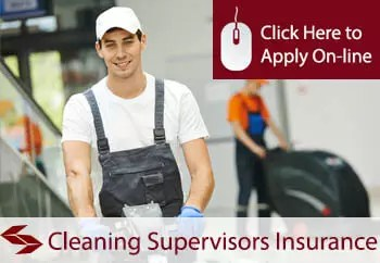 cleaning supervisors public liability insurance