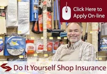 do it yourself shop insurance in Ireland