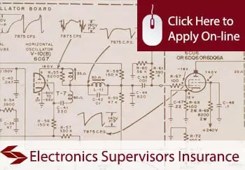 electronics supervisors public liability insurance