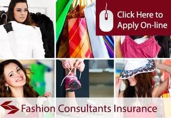 fashion consultants liability insurance