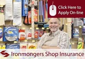 ironmonger shop insurance in Ireland