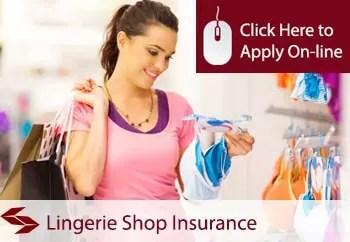 lingerie shop insurance in Ireland