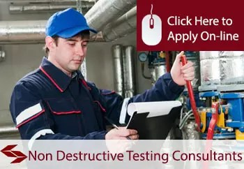 non destructive testing consultants public liability insurance