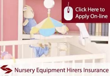 nursery equipment hirers liability insurance